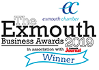 Exmouth Business Awards 2017 Finalist